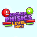 This is a level pack to the original Cyclop Physics game.